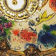 Marc Chagall a offert a Paris, en 1964,