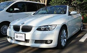 BMW 3カブリオレ