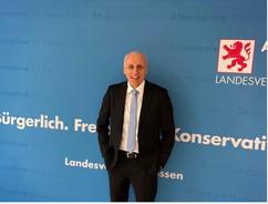 Uwe Schulz auf Platz 3 gewählt