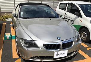 BMW 650i カブリオレ