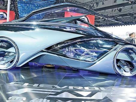 EV needs in China