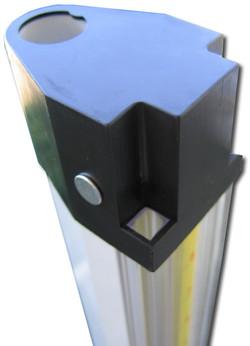 ABS Plastic End Cap