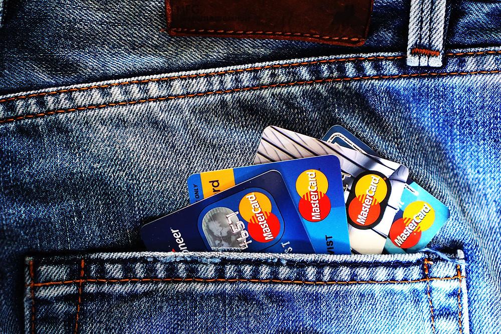 tarjets de crédito, mastercard