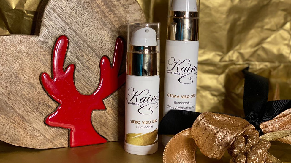 Kit Oro Viso  Luxury Edition