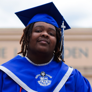 Jakobe Williams, Graduated from Westlake HS, College Major, Business