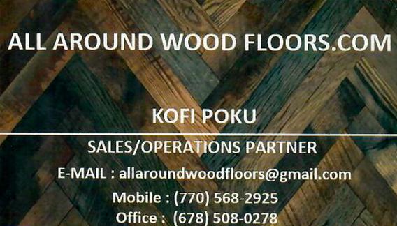 Hardwood Floor Replacment