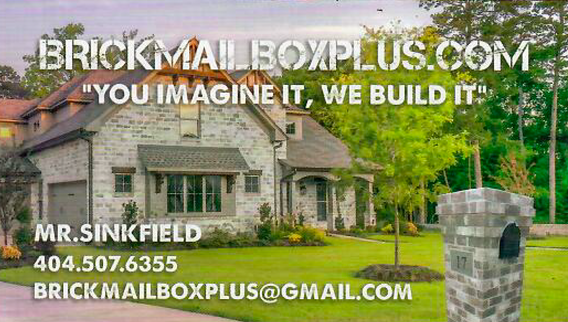 Brick Mailbox Replacment