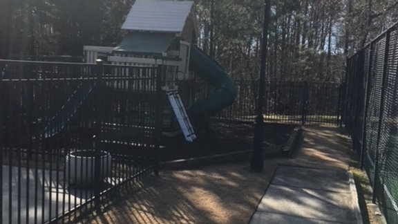 Children's Playground - Limit of 8 people