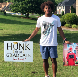 John Franks, Graduated from Woodward Academy | College Major, Physics and Men's Soccer