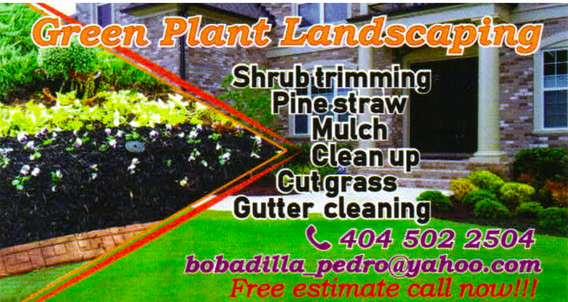 Green Plant Landscaping