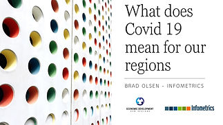 What does Covid 19 mean for our regions.