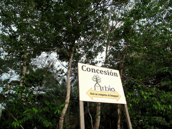 a conservation consession