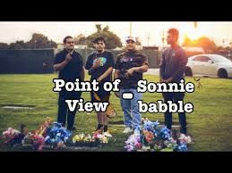 POINT OF VIEW (Music Video) - SONNIE BABBLE