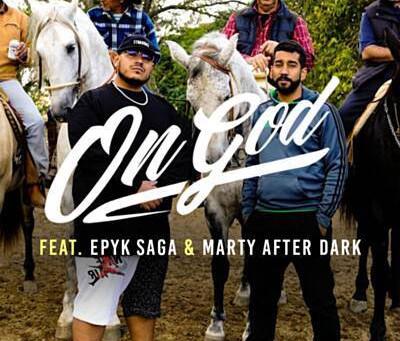 ON GOD (Music Video) - EPYK SAGA / MARTY AFTERDARK / JULIO CASTANEDA