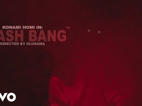 FLASH BANG (Music Video) – KONAMI HOMI
