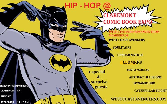 WEST COAST AVENGERS HOST CLAREMONT COMIC BOOK EXPO