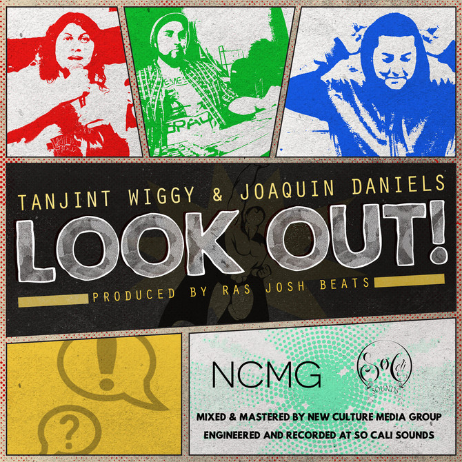 New song by Tanjint, RasJosh & Joaquin Daniels
