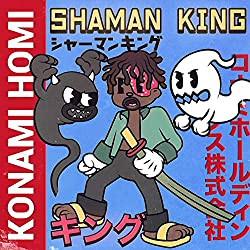 SHAMAN KING – KONAMI HOMI