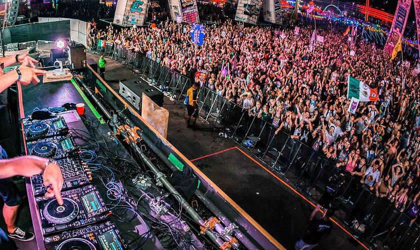 DJ-feest