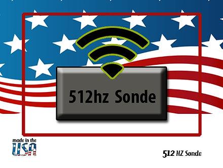 512hz Sonde