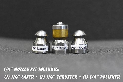 "1/4"" Nozzle Kit"