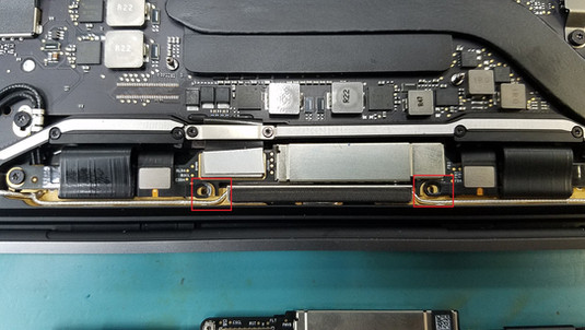 Incorrect MacBook LCD