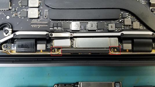 Incorrect MacBook LCD
