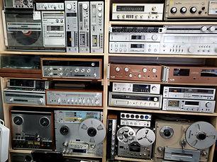 Reel Cassette Tape