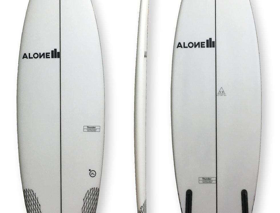 ALONE THUNDER PU SURFBOARD