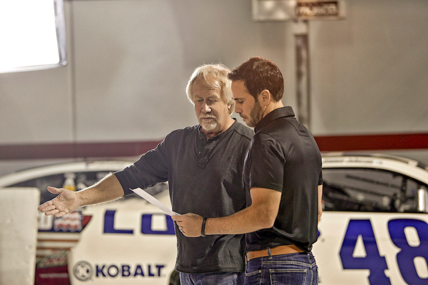Jimmy Johnson for Lowes
