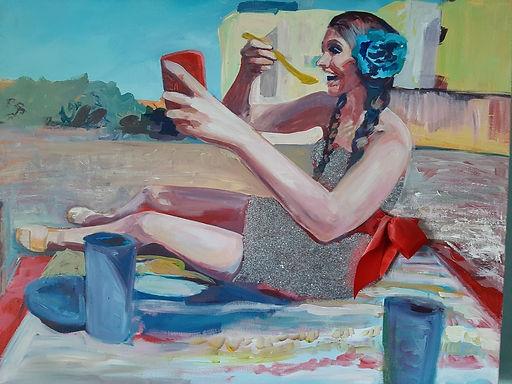 Angele Galea art