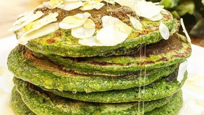 "TORTITAS DE ALMENDRA ""GREEN POWER"""