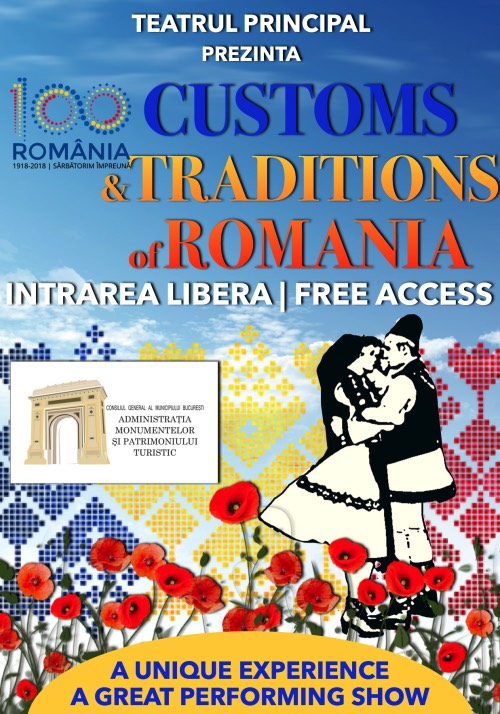 100 CUSTOMS & TRADITIONS OF ROMANIA