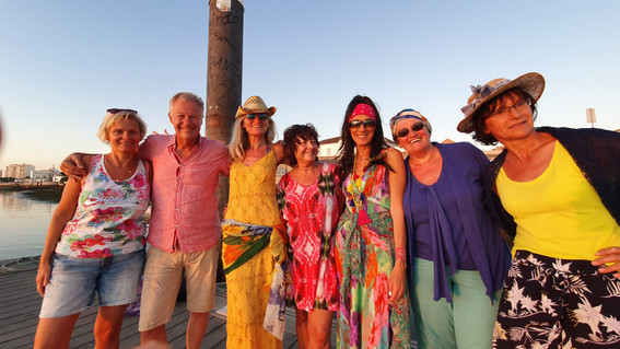 Ausflug auf die Ilha Deserta
