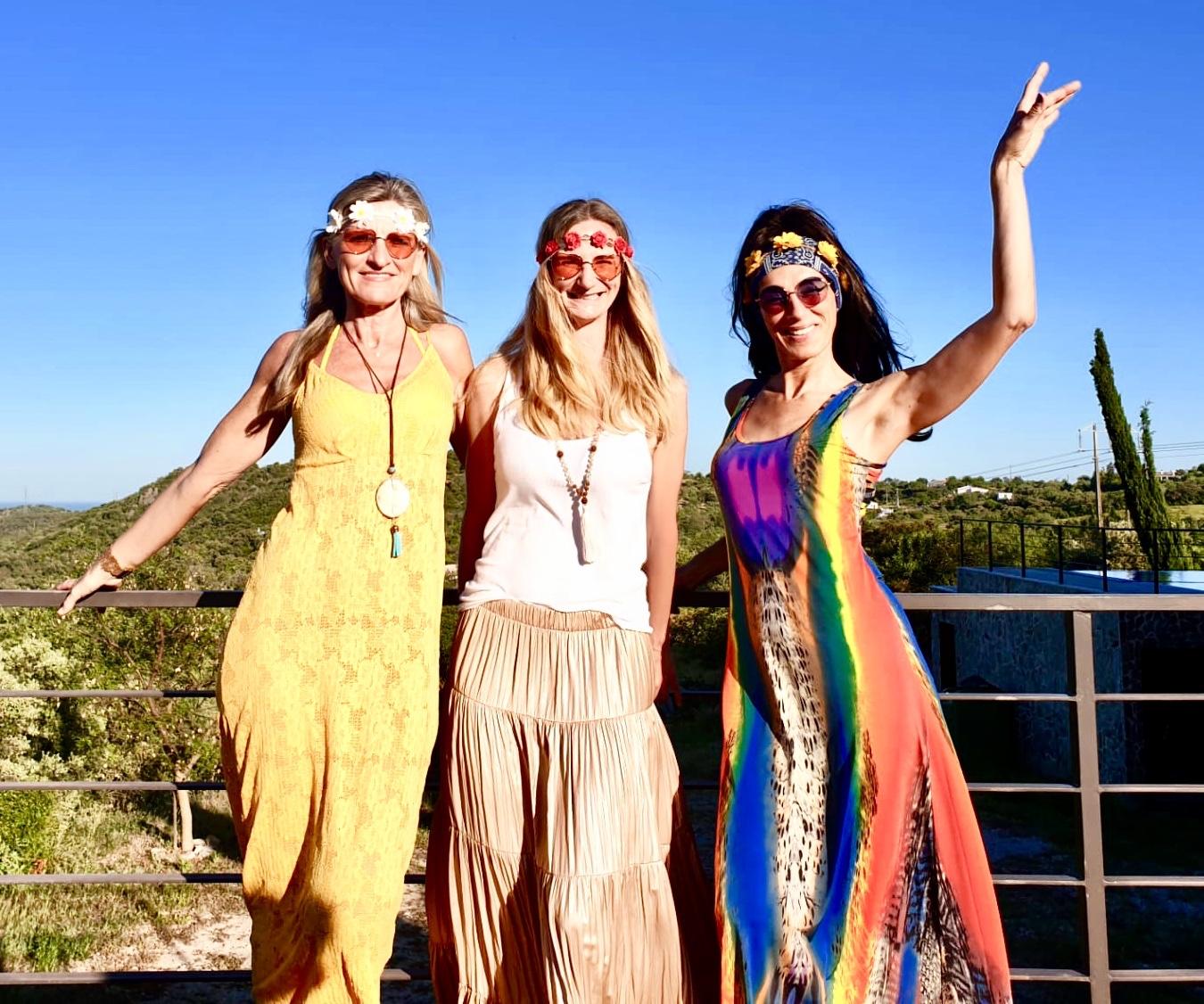 Conny, Ricarda & Ananda