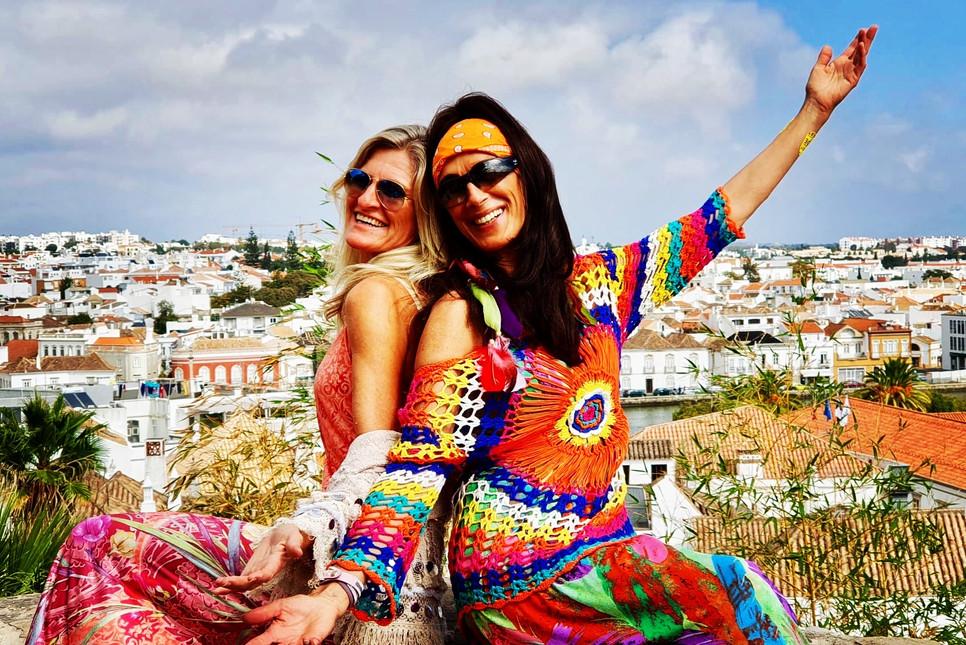 Goddesses of the Algarve