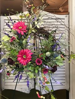 Silk Wreaths