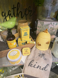 Naked Bee pampering & Home Decor