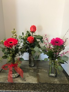 Rustic Chicken-Wire Vases