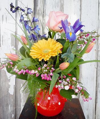 The Bright Spot Bouquet