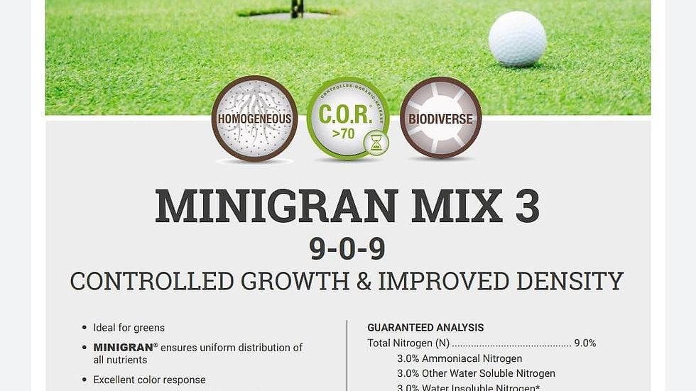 DCM MiniGran 9-0-9