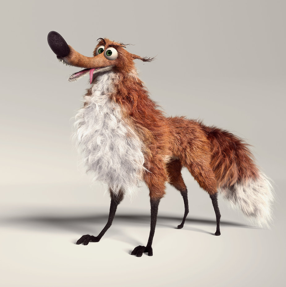 alfred the fox