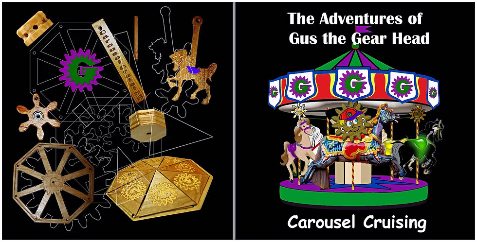 The Adventures of Gus the Gear Head - Carousel Crusing