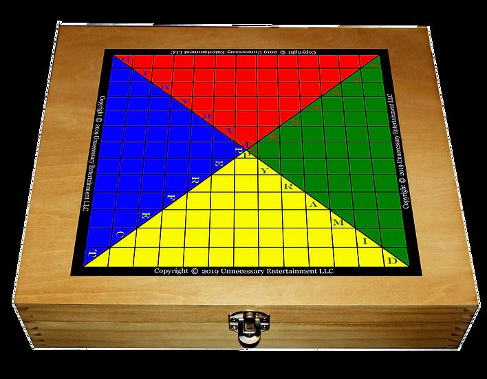 Perfect Pyramid Board Game