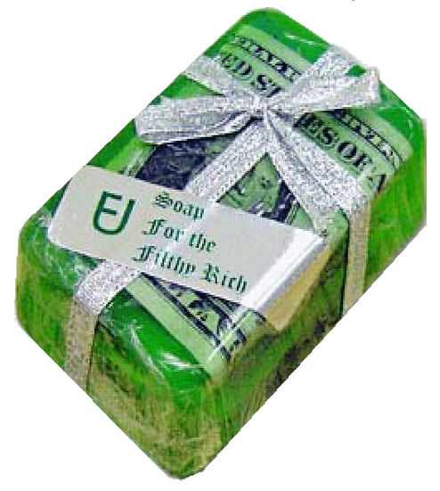 Soap for the Filthy Rich