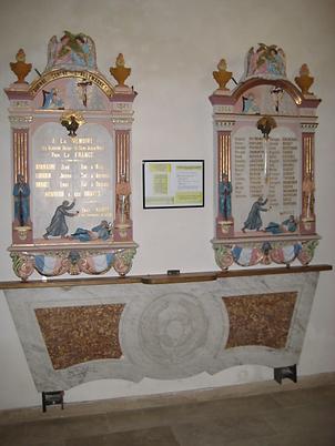 monument aux mort 2glise de St alban.BMP