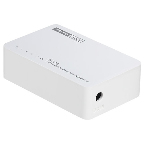 S505 5 Port fast ethernet switch