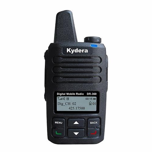 DR360 DMR License free radio