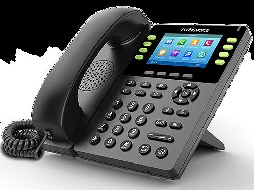 FIP14G Enterprise Gigabit IPS Color Screen IP Phone