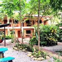 Hotel tropical Sands Dominical garden &